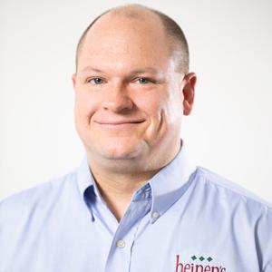 Nick Bunkus, Heinen's General Manager
