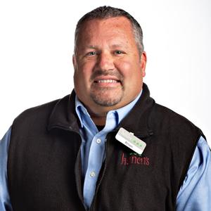 Brian Gehrke, Heinen's General Manager
