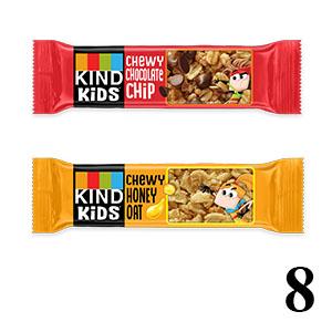 Kind kids granola bars in package