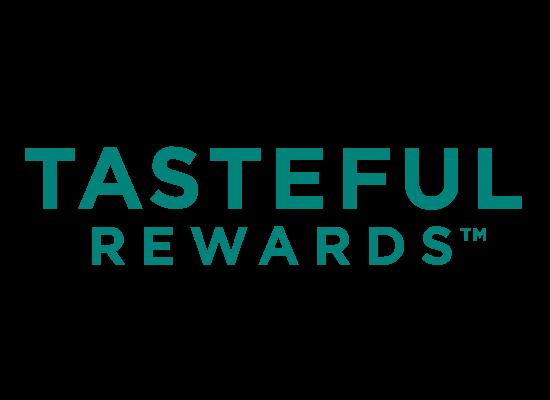 Tasteful Rewards logo