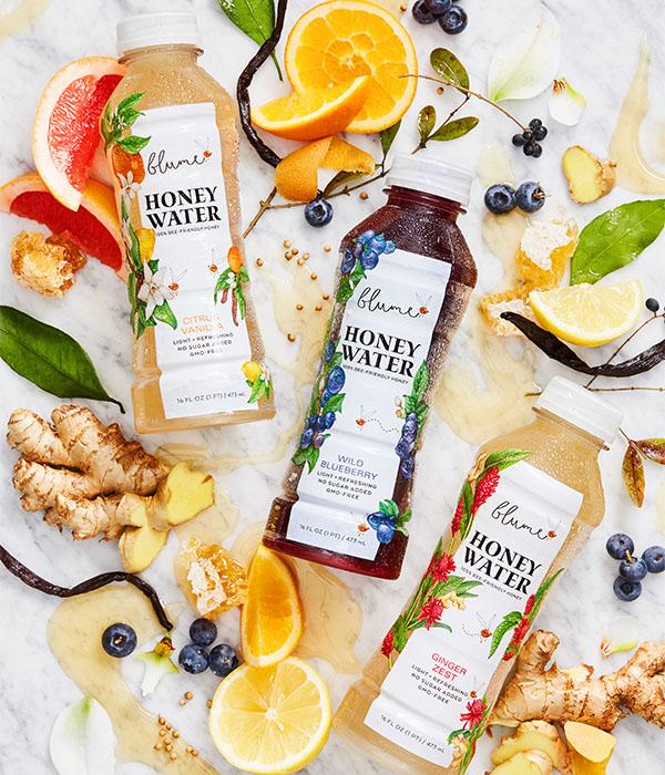 Blume Honey Water 3 Bottles
