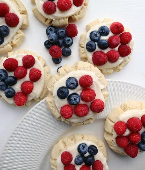 Fruity Sugar Cookies