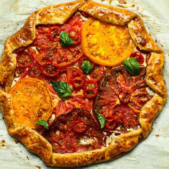 Heinens Savory Tomato Galette