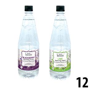 Heinen's sparkling water bottles