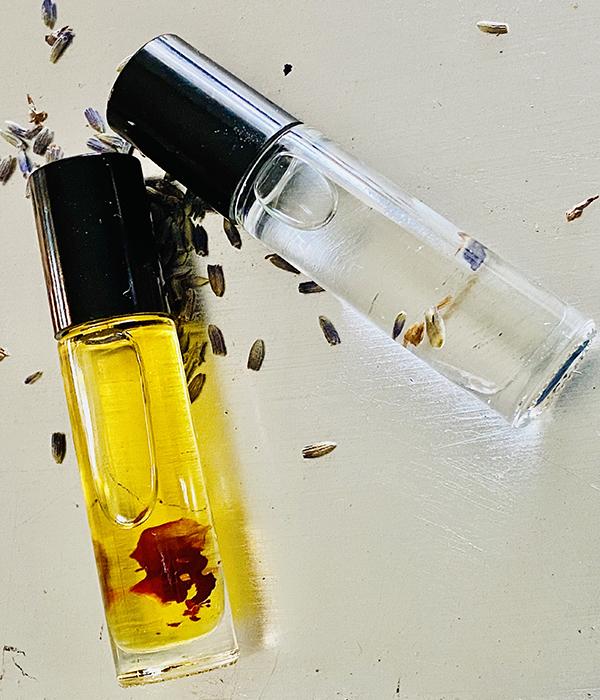 Homemade Natural Perfumes