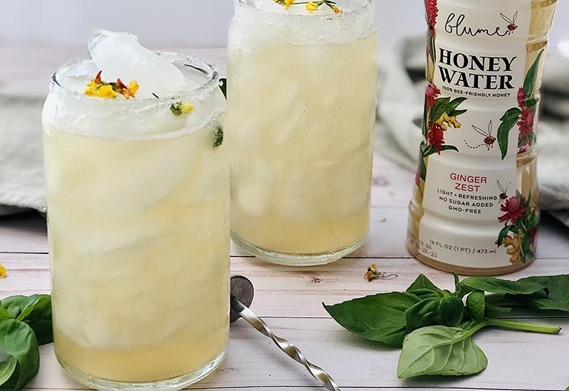 Blume Honey Water Hard Iced Tea
