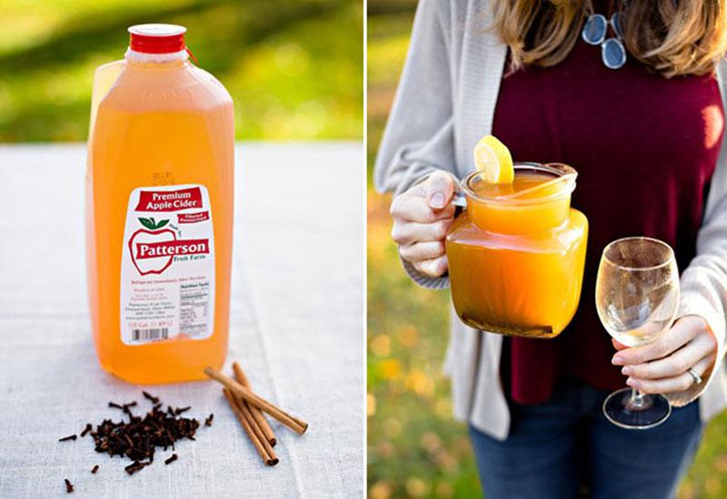 Citrus Vanilla Cider