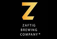 Zaftig Brewing Company Logo