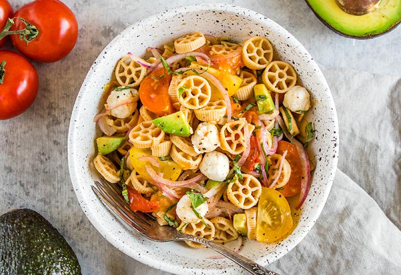 Banzanella Pasta Salad