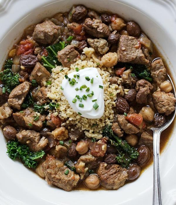 Farmer's Mark Lamb Stew