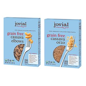 Jovial Foods Cassava Pasta
