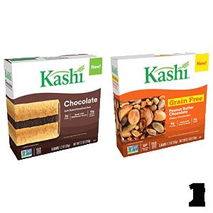 Kashi Grain Free Granola Bars