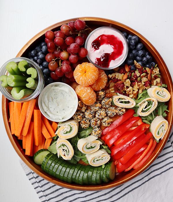 Snack Board 101