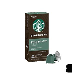 Starbucks Nespresso Pods