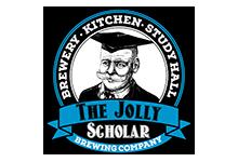 The Jolly Scholar Brewing Company Logo