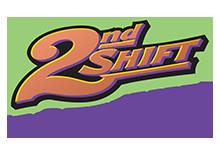 2nd Shift Brewing logo