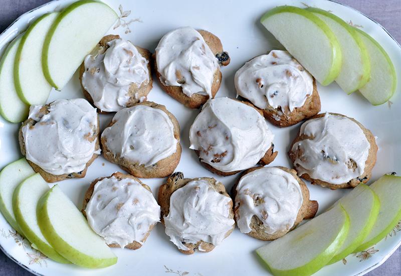 Amish Apple Cookies