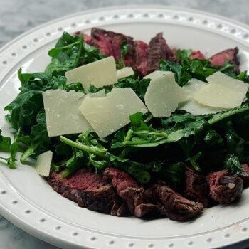 Coco Pazzo Steak & Salad