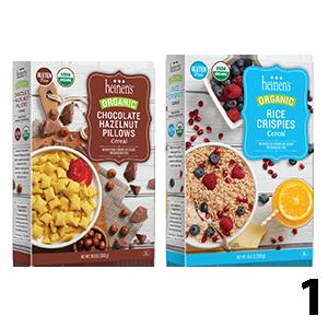 Heinen's Organic Gluten Free Cereal