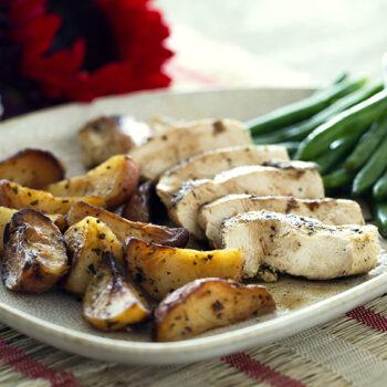Herb Dijon Chicken