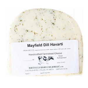 Mayfield Road Creamery Dill Havarti