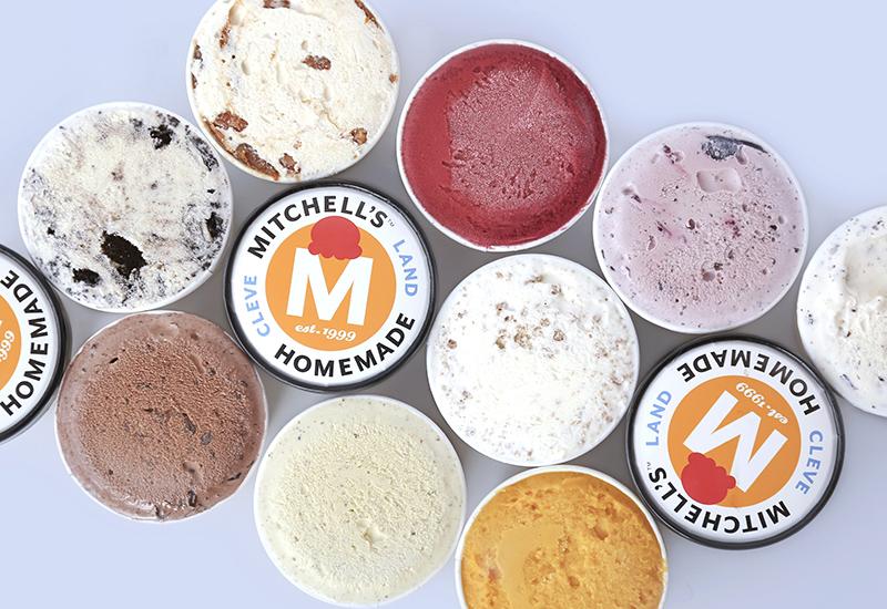 Mitchells Ice Cream Pints