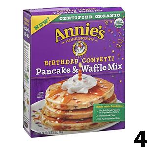 Annie's Organic Birthday Confetti Pancake & Waffle Mix