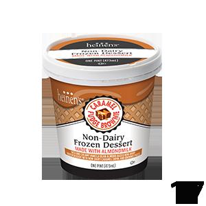 Heinen's Frozen Almond Dessert