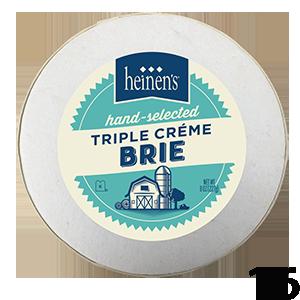 Heinen's Triple Creme Brie
