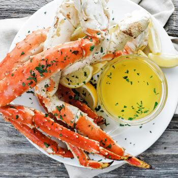How to Prepare Crab Leg