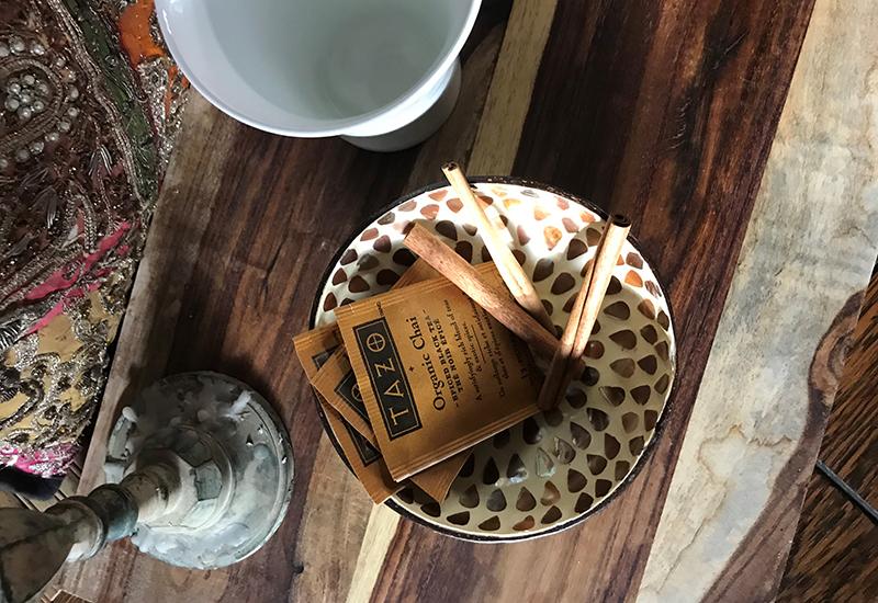 It's Tea Time_ Tea in Bowl