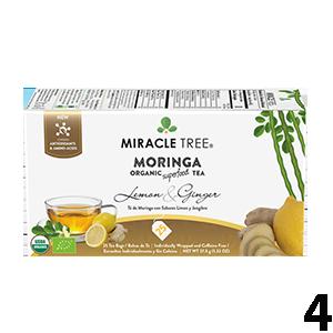 Miracle Tree Moringa Superfood Tea
