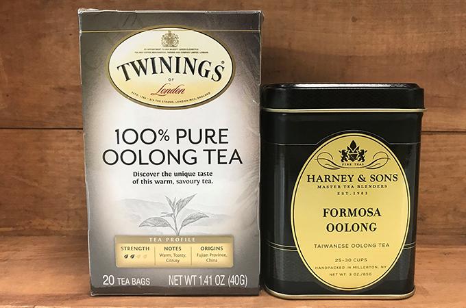 Oolong Tea Package