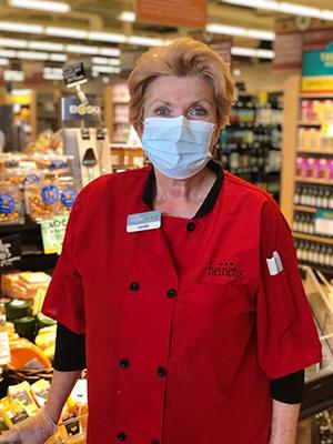 Heinen's Associate Leslie C.