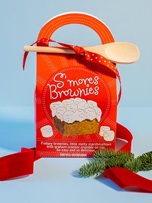 S'mores Brownie Kit