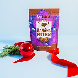 Barnana Chocolate Covered Banana Bites
