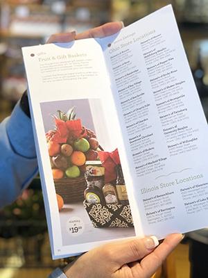 Heinen's Custom Fruit Baskets