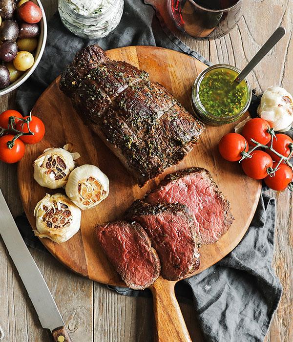 How to Roast a Beef Tenderloin