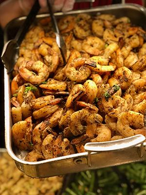 Heinen's Garlic Grilled Shrimp