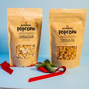 Homegrown Popcorn