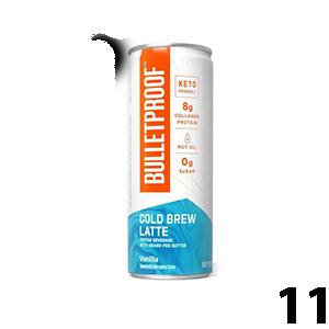 Bulletproof Cold Brew Lattes