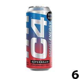 C4 Smart Energy Drinks