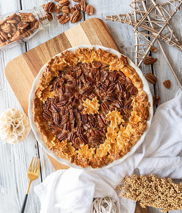Cajun Pecan Pie