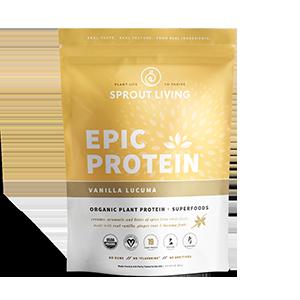 Epic Protein Vanilla
