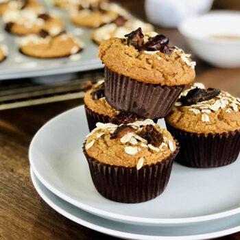 Gluten-Free Blender Muffins