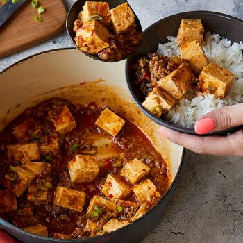 Impossible Mapo Tofu