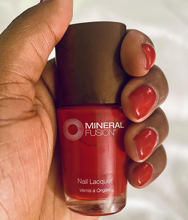 Mineral Fusion Nail Lacquer
