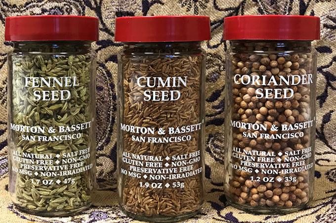 Auyervedic Tea Spices