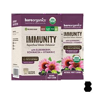 Bare Organics Water Enhancers