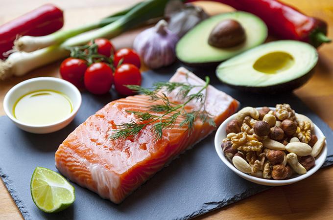 Traditional Mediterranean Ingredients